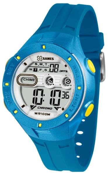 c5c320cb021 Relógio X-Games Feminino Digital Azul 34542