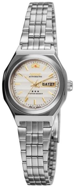 07d0e6e5478 Relógio Orient Feminino Automático Aço Branco28287