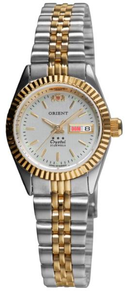 a9ad5746f3a Relógio Orient Feminino Automático Bicolor - 33203
