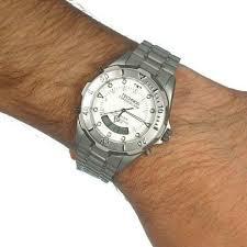 a7833d05a1a Relógio Technos Skydiver Bicolor Branco 33586
